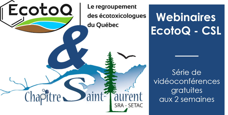 Lancement des webinaires EcotoQ – CSL!