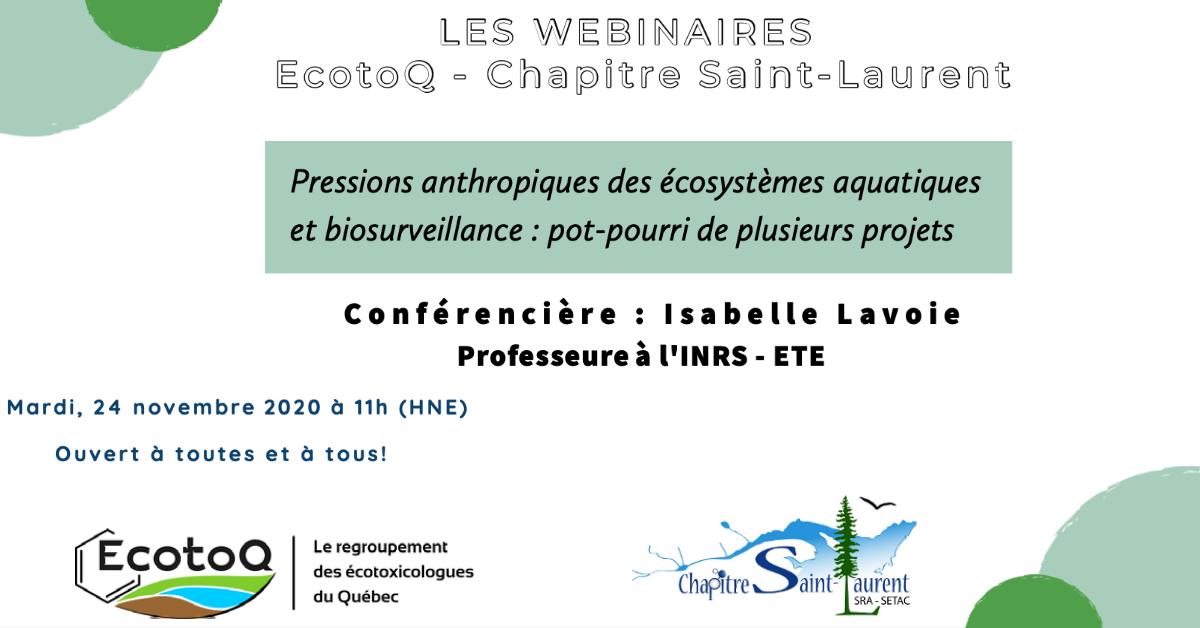 Webinaire EcotoQ – CSL #10!