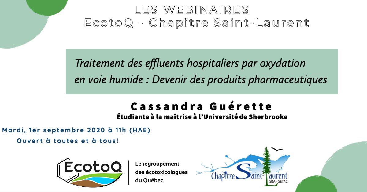 Webinaire EcotoQ – CSL #5!